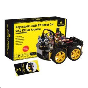 Robotsko vozilo 4WD BT v2.0 KIT Keyestudio 9