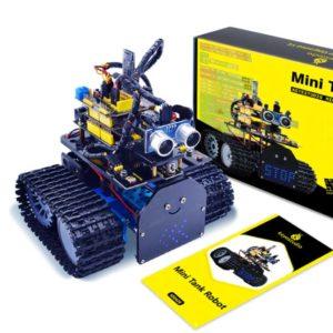 Robotsko vozilo Tank BT v2.0 KIT Keyestudio 2
