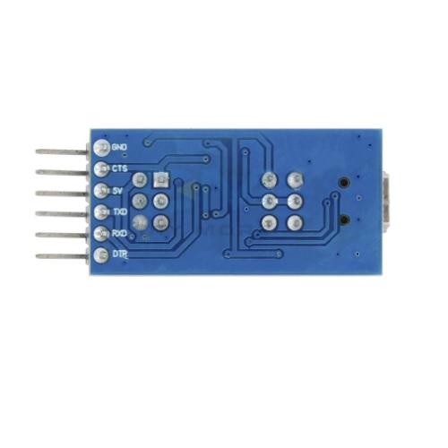 USB TTL to serial adapter FTDI Basic FT232