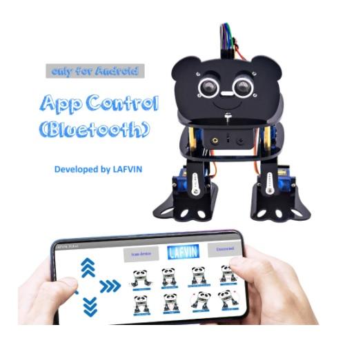 Robot KIT PANDA 4DOF 01