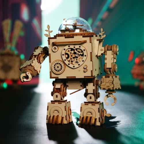Robot Orpheus DIY Music Box 2