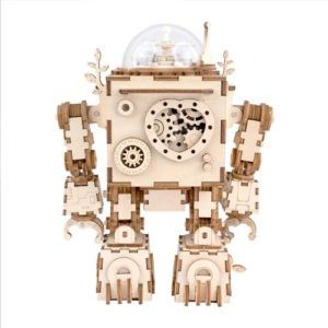 Robot Orpheus DIY Music Box