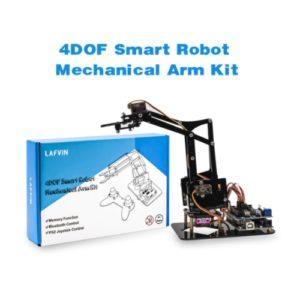 Robotska roka KIT 4DOF 01