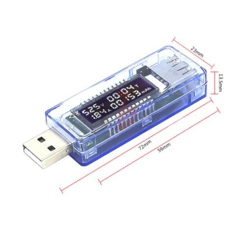 USB tester 4in1